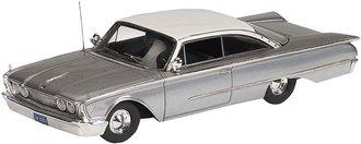 1960 Ford Galaxie Starliner (Platinum/White)