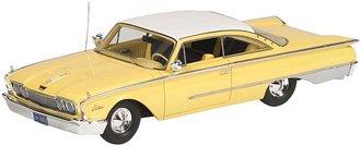 1960 Ford Galaxie Starliner (Yosemite Yellow/White)