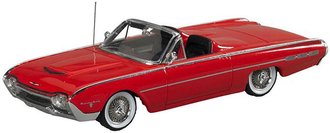 1962 Ford Thunderbird Sport Roadster (Rangoon Red)