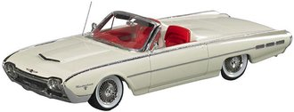 1962 Ford Thunderbird Sport Roadster (Corinthian White)
