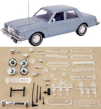 1985 Dodge Diplomat (Glacier Blue Poly)