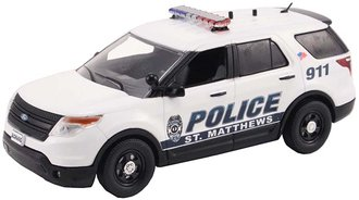 "1:43 2014 Ford PI Utility ""St. Matthews, KY Police"""
