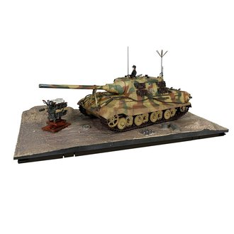 Sd.Kfz 186 Panzerjager Tiger, 3 Kompanie, Schwere Panzerbteilund 653