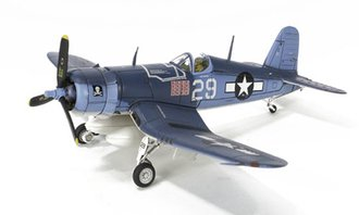 Vought F4U Corsair USN VF-17 Jolly Rogers, White 29, Ira Kepford, 1944