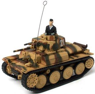 German Panzer 38(t)