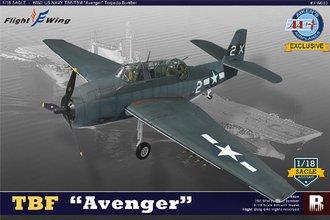 "TBF Avenger ""X 2 VT-51, USS San Jacinto, 1944, Lt. George Bush"""