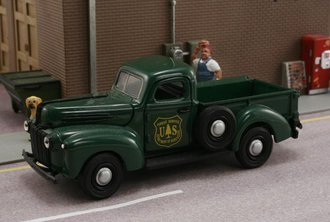 "1:43 1942 Ford Pickup ""U.S. Forest Service"""