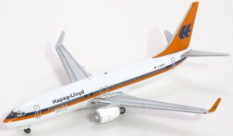 "Boeing 737-800 ""Hapag Lloyd"" (White/Orange)"