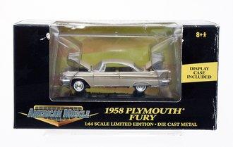 1958 Plymouth Fury (Tan)
