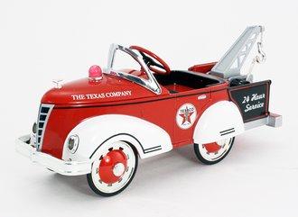 """Gendron Pedal Car Wrecker """"Texaco"""" (Bank)"""