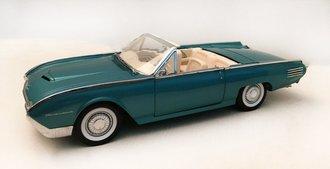 1961 Ford Thunderbird *** Broken Rear View Mirror ***