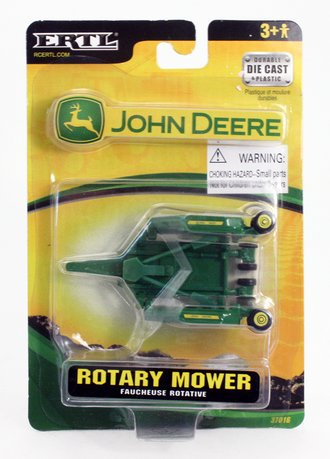 John Deere Rotary Mower (Green)