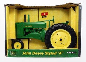 "John Deere Styled ""A"" (Green)"