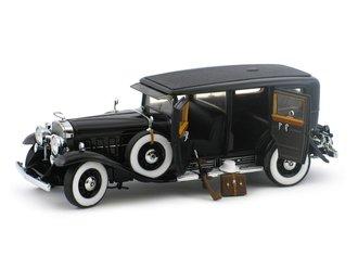 Al Capone's Armored 1930 Cadillac V-16 Imperial Sedan