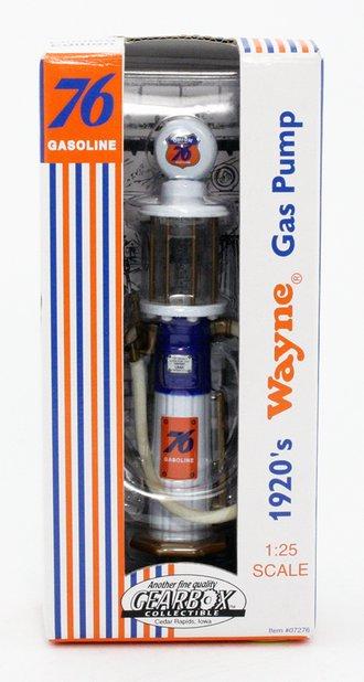 "1920's Wayne Gas Pump ""Union 76"" (White)"