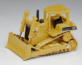 Catepillar D6H Track-Type Tractor (Yellow)
