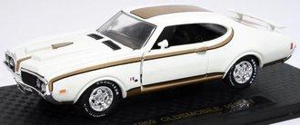 1969 Oldsmobile Hurst (White/Gold) *** VHTF ***