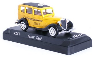 1936 Ford Taxi (Yellow)