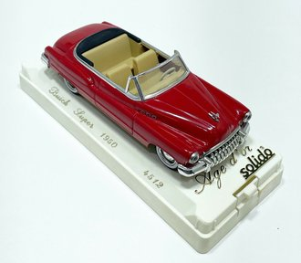 1:43 1950 Buick Super (Red)