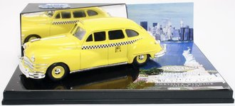 1947 Chrysler Windsor Yellow Cab (Yellow)