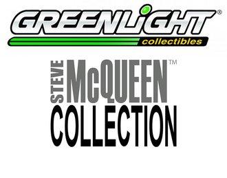 1:12 Steve McQueen Collection (1930-80) - Michael Delaney Gulf Oil Racing Figure (Steve McQueen)