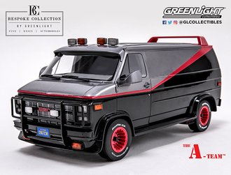 1:12 Bespoke Collection - The A-Team (1983-87 TV Series) - 1983 GMC Vandura