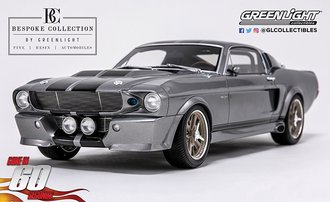 "1:12 Bespoke Collection - Gone in 60 Seconds (2000) - 1967 Ford Mustang ""Eleanor"""