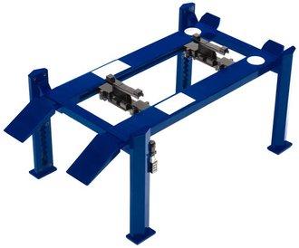 1:18 Four-Post Lift (Blue)