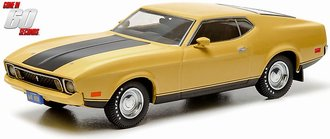 """1:18 Gone in 60 Seconds (1974) - 1973 Ford Mustang Mach 1 """"Eleanor"""""""