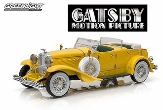 1:18 The Great Gatsby (2013) Duesenberg II SJ