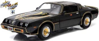 1:18 Smokey and The Bandit II (1980) 1980 Pontiac Firebird Trans Am Turbo 4.9L