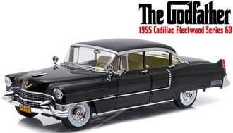 "1:18 1955 Cadillac Fleetwood Series 60 Special ""The Godfather - 1972"""