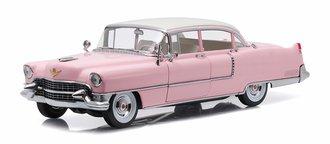 "1:18 Elvis Presley - 1955 Cadillac Fleetwood Series 60 ""Pink Cadillac"""
