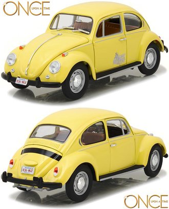 1:18 Once Upon A Time - Emma's Volkswagen Beetle