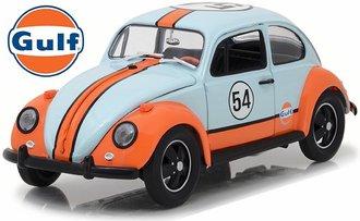"""1:18 Volkswagen Beetle """"Gulf Oil Racer #54"""""""