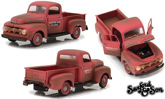 1:18 Sanford and Son 1952 Ford F-1 Pickup Truck