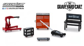1:64 Graveyard Carz (2012-Current TV Series) Shop Tools