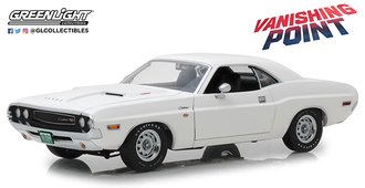 1:18 Vanishing Point (1971) - 1970 Dodge Challenger R/T