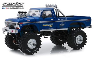 1:18 Kings of Crunch - Bigfoot #1 - 1974 Ford F-250 Monster Truck w/48-Inch Tires