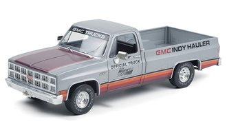 "1:18 1981 GMC Sierra Classic 1500 ""65th Annual Indianapolis 500 Mile Race Official Truck"""