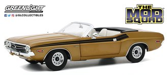 1:18 The Mod Squad (1968-73 TV Series) - 1971 Dodge Challenger 340 Convertible (Gold)