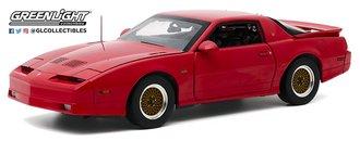 1:18 1988 Pontiac Trans Am Gran Turismo Americano (GTA) (Bright Red)