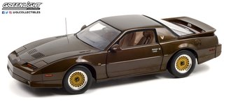 1:18 1987 Pontiac Trans Am Gran Turismo Americano (GTA) (Midnight Russet Metallic)