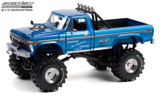 1:18 Kings of Crunch - Midwest Four Wheel Drive - 1974 Ford F-250 Monster Truck w/48-Inch Tires
