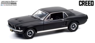 1:18 Creed (2015) - Adonis Creed's 1967 Ford Mustang Coupe - Matte Black