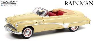 1:18 Rain Man (1988) - Charlie Babbitt's 1949 Buick Roadmaster Convertible