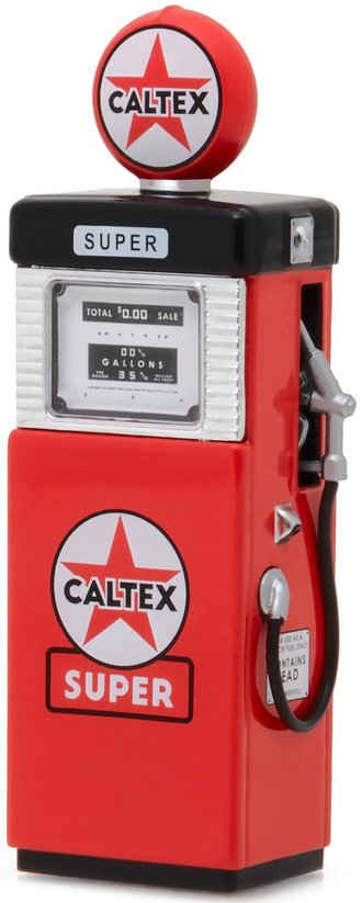 "1:18 1951 Wayne 505 Gas Pump ""Caltex Super"""