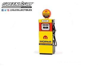 "1:18 Vintage Gas Pumps Series 11 1951 Wayne 505 Gas Pump ""MOPAR Parts & Accessories"""