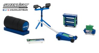 1:64 Auto Body Shop - Shop Tool Accessories Series 3 - Falken Tires