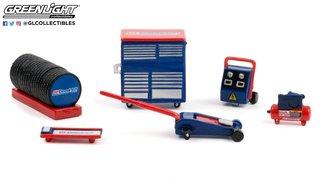 "1:64 Auto Body Shop - Shop Tool Accessories Series 4 ""BFGoodrich"""